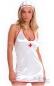 Сексуальное мини-платье медсестры ML