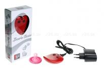 Вибромассажер с зарядным устройством Lover's Choice