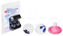 Стеклянные шарики в шкатулке Blue Blossom