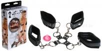 Комплект для сковывния Hogtie Set (5 предметов)