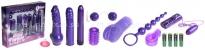 Универсальный набор для супружеских пар Mega Purple Sex Toy Kit
