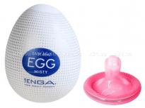 Супер эластичный мастурбатор в виде яйца MISTY