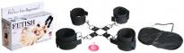 Неопреновые фиксаторы на руки и ноги Extreme Hogtie Kit