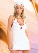 Сексуальное мини-платье медсестры SM