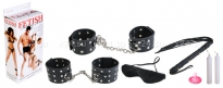 Набор для BDSM-игр Chains of Love Bondage Kit