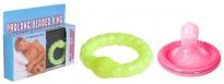 Эрекционное кольцо с бусинами Prolong Beaded Ring