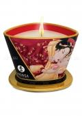 Свеча-массажное масло Aphrodisia (аромат лепестков розы) 170 мл