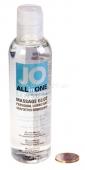 Массажный гель-масло All-in-Оne Sensual нейтральный (120 мл)