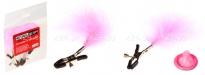 Регулируемые зажимы для сосков с пушком Clamps