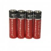 Комплект из 4 батареек AA R6 Minamoto