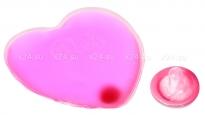 Теплое массажное сердечко Warm Heart Massager (многоразовое)