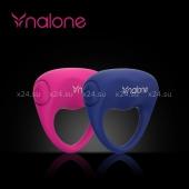 Эрекционное виброкольцо Pink Vibrating Love Ring