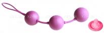 Трехрядные шарики со смещенным центром тяжести Triplex
