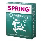 Презервативы SPRING (с пупырышками) 9 шт.