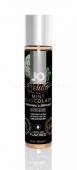 Вкусовой лубрикант на водной основе JO Gelato Mint Chocolate (Мята-Шоколад) 30 мл