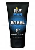 Эрекционный мужской гель с экстрактом паприки PJUR Man Steel (50 ml)