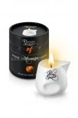 Массажная свеча с ароматом персика Bougie Massage Candle (80 мл)