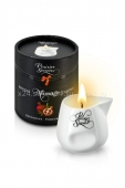 Массажная свеча с ароматом граната Bougie Massage Candle (80 мл)