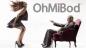Вибромассажер с дистанционным управлением Club Vibe 3.OH Music OhMiBod (3 способа управления)