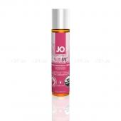 Съедобный лубрикант на водной основе JO Organic со вкусом клубники 30 мл