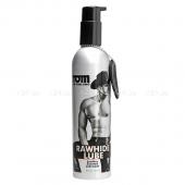 Лубрикант Tom of Finland RAWHIDE Lube с ароматом натур.кожи в металлической бутылке (водная основа, 236 мл)