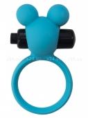 Эрекционное кольцо с вибрацией Minnie