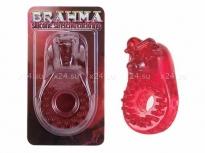 Эрекционное кольцо в виде быка со стимуляцией клитора Brahma