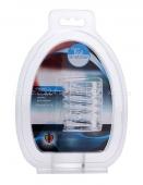 Прозрачная спиральная насадка для мошонки Clear Ball Stretcher