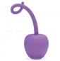 Вагинальный шарик в виде вишенки My Secret Cherry Purple