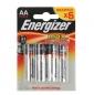 Набор из 6 батареек ENERGIZER MAX POWERSEAL  (тип AA)