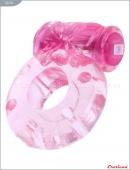 Эрекционное кольцо с вибрацией Eroticon Vibro Ring