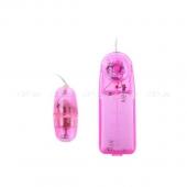 Виброяйцо розовое классическое SPICY FEELING