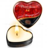 Массажная свеча с ароматом шоколада Bougie Massage Candle (35 мл)