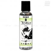 Лубрикант на водной основе с ароматом дыни и манго TOKO 60 мл DEMO