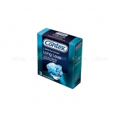 Презервативы с анестетиком внутри CONTEX LONG LOVE (3 шт)