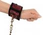Фиксаторы для рук с цепью Handcuffs Asia Bad Kitty