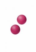 Средние розовые вагинальные шарики без сцепки Lexy Medium
