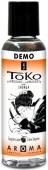 Лубрикант на водной основе с ароматом мандарина TOKO 60 мл DEMO