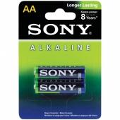 Комплект из 2 батареек Sony Alkaline (AA)