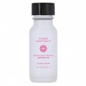 Парфюмерное масло для женщин с феромонами Pure Instinct (15 мл)