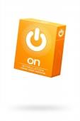 Стимулирующие презервативы с точечками ON Stimulation (3 шт)