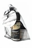 """Подарочный набор WARM UP: маска на глаза и разогревающее съедобное масло """"Ваниль"""" 150 мл"""