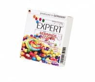 """Цветные презервативы EXPERT """"Безумное ассорти"""" (3 шт)"""