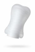 Одноразовый карманный мастурбатор с рельефом внутри Pocket Stripy