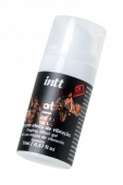 Жидкий массажный гель INTT VIBRATION Dulce de Leche с эффектом вибрации и ароматом сгущенного молока (17 мл)
