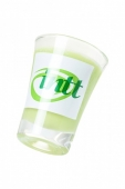 Массажная свеча для поцелуев INTT Caiprinha с ароматом лайма (30 мл)