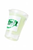 Массажная свеча для поцелуев INTT Mint с ароматом мяты (30 мл)
