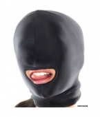 Эластичный шлем с открытым ртом