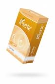Точечные презервативы Arlette Dotted № 4 (6 шт)