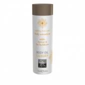 Съедобное масло для тела Body Oil LUXURY Абрикос & Облепиха (75 мл)